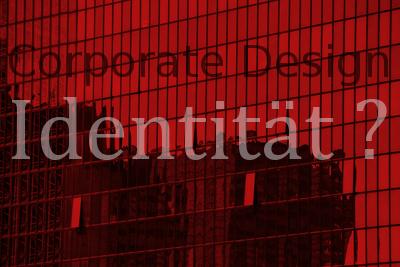 Firmendesign Identität stilvoll